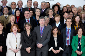 Group photo - 10/12/2012 - Closing ceremony for the European Year 2012