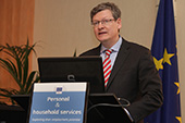 László Andor - 30/01/2013 - Conference on Exploiting the employment potential of personal and household services