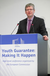 László Andor - 08/04/2014 - 'Youth Guarantee: Making It Happen' high-level conference