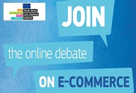 Join the final Single Market Month on-line debate on e-commerce