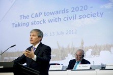 The CAP towards 2020 – taking stock with civil society