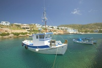 Fisheries in the Cyclades islands: the present and the future