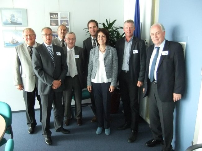 Meeting with representatives of European and Norwegian pelagic ship-owners and fishermen