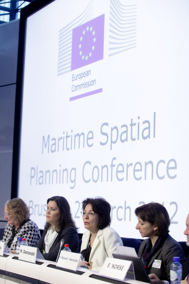 "International Conference ""The case for Maritime Spatial Planning: efficient resource management for sustainable growth"""