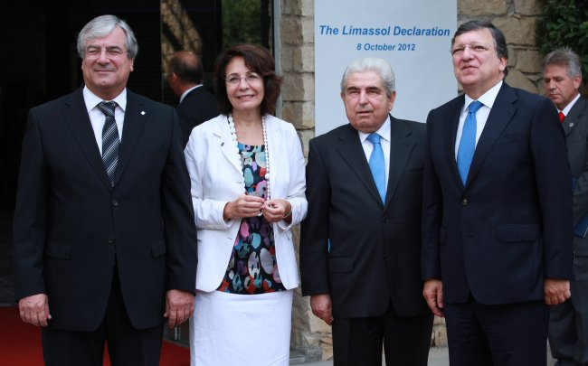 High-level Ministerial Conference on EU Integrated Maritime Policy (Limassol)
