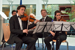 Launch of the European Union Youth Orchestra's Spring Tour 2011