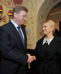 Statement by Commissioner Stefan Füle following his meeting with Mrs. Yulia Tymoshenko leader of Ukrainian Batkivshchyna Party