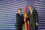 Statement by Commissioner Stefan Füle following his meeting with Mr Nikola Gruevski, Prime Minister of the Former Yugoslav Republic of Macedonia