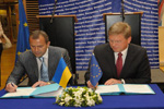 Signature of the Community Based Approach, Phase II Financing Agreement (Ukraine), Brussels 31 May 2011
