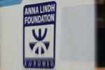 Close working ties with Anna Lindh Foundation