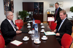 Croatia: Discussing preparations and remaining task on the road to EU entry