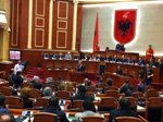 In Albania to discuss reforms and European agenda