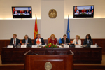 In Skopje for the third round of the High Level Accession Dialogue