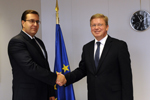 Meeting with Marian Lupu, Speaker of the Parliament of the Republic of Moldova