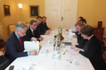 Germany:  Discussing enlargement with Minister Westerwelle