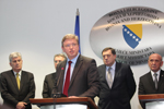 Encouraging High Level Dialogue in Bosnia and Herzegovina