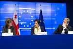 EU-Georgia: New government but continuity in relations