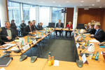 Commissioner Füle on accession process with German parliament