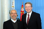EU-Tunisia: message of continued support