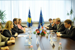 Kosovo: EU support for Dialogue and progress in reforms