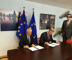 New cooperation agreement between the Commission and Council of Europe on human rights, democracy and rule of law
