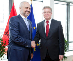 Albania has the capacity to tackle its European integration challenges