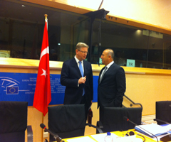 EU-Turkey: Need to re-engage in reforms in line with EU standards