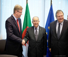 EU-Algeria: Stronger relations and cooperation on human rights
