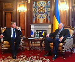 EU-Ukraine: In Kyiv about Crimean Tatars and implementation of reforms