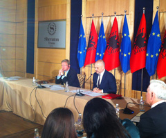 EU-Albania: Solid argument for candidate status