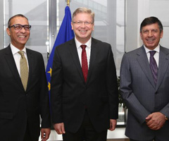 Cyprus: Appreciation and support for Chambers of Commerce