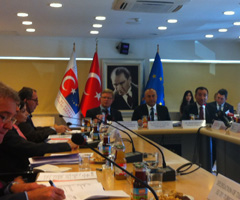 EU-Turkey: Roadmap for future work on reforms