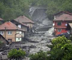 EU to mobilise additional support to Serbia and Bosnia and Herzegovina's post-disaster recovery
