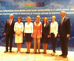 4th Informal Partnership Dialogue of the EaP: All six partners are equally important to the EU