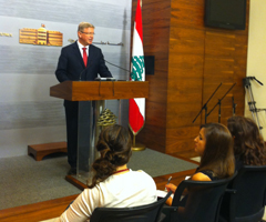 EU-Lebanon: Solidarity and resolve to enhance engagement