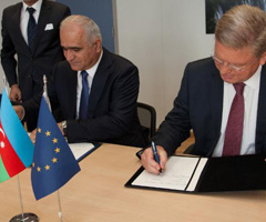 EU-Azerbaijan: Commitment to widen cooperation and support modernisation