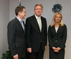 EU-Serbia: On the preparations for next steps in the accession negotiations