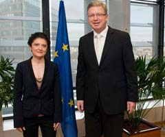 EU-Georgia: Meeting with the Minister of Justice