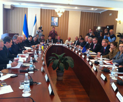 Crimea: Region of pivotal importance for EU engagement in the East