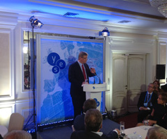 EU - Ukraine: In Yalta about progress towards signing the Association Agreement