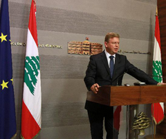UN: EU´s support for education of Syrian refugees in Lebanon