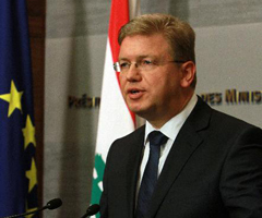 UN: EU reaffirms support and solidarity with Lebanon in light of Syria crisis