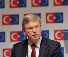EU-Turkey: Commissioner Füle following GAC decision on chapter 22