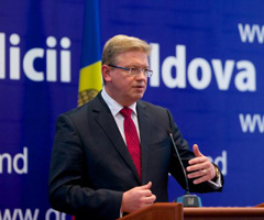 EU-Moldova: relations developing at full speed
