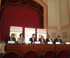 Appreciating the cooperation between Visegrad Four and Western Balkans