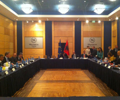 EU-Albania: After the 1st session of High Level Dialogue