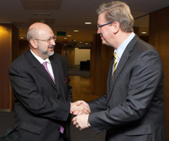 Statement by Commissioner Štefan Füle following his meeting with OSCE Secretary General Lamberto Zannier