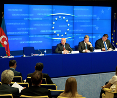 EU-Azerbaijan: Willingness to enhance cooperation on all levels