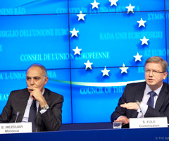 EU-Morocco: 2013 remarkable year for relations