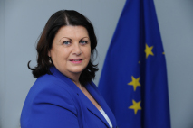 Portrait of Máire Geoghegan-Quinn © European Union, 2010